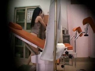 Gynecologist লুক্কায়িত spycam