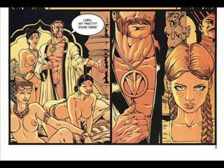 kreskówki, komiksy, bdsm art