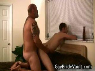jāšanās, homoseksuāls, pakaļu