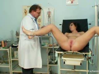 squirting, ārsts, eksāmens