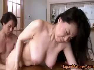 Miki sato charmant nihonjin mère part1