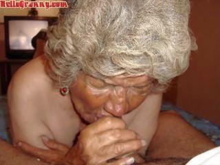 Omafotze amateur reift und grandmas sammlung: porno 39