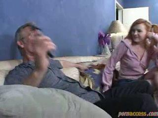 أب, ابنة, بابا