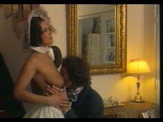 Hardcore Sex in Intimement Votre 1992 Angelica Bella.