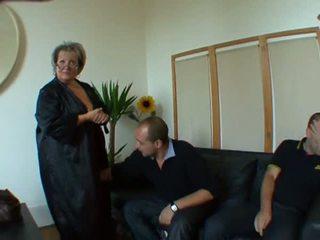 Frans bbw milf carole, gratis rijpere porno video- 60