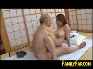 जापानी, ओल्ड + युवा, बुत