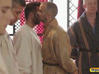 Gay king anal fucks anyone he wanted to