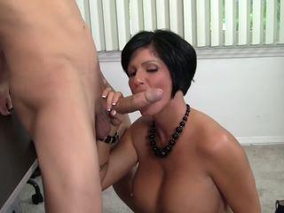 Horny MILF Shay Fox Fucked At Work