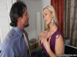 hardcore sex, blowjob, ngực lớn