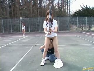 Hapon kaakit-akit modelo get magkantot video