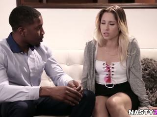 Mare negru pula therapy în schimb de cuplu therapy: porno 74