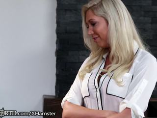 British Mom Horny for Her Step-son, Free Porn 4a