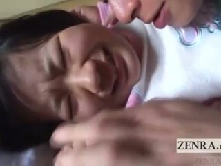 일본 여학생 licked 모든 위에 english subtitles