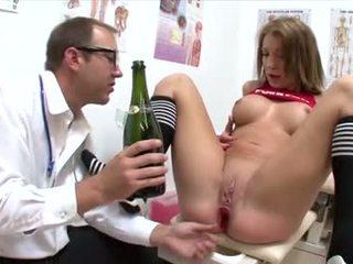Impressionnant anal chienne