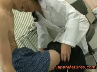 Atemberaubend reif natsumi kitahara does