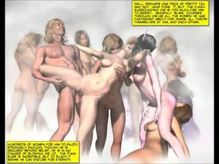 карикатури, 3d comics