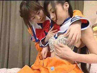 Japāna lesbiete tīņi video