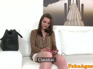 brünette, oral sex, deep