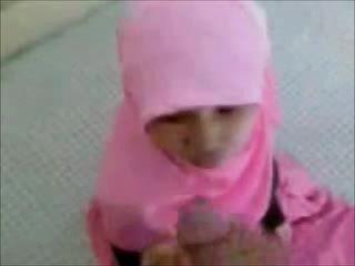 Turkish-arabic-asian hijapp sekoittaa photo 12