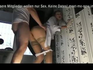 sperma, facial, german