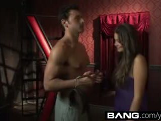 Bang.com: Allie Does It Doggystyle