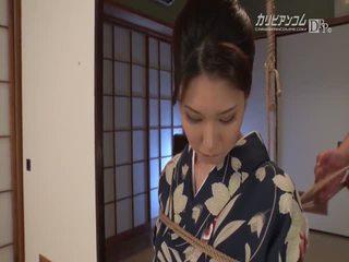 Japanese sm bondage show 1