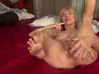 Dun grootmoeder wants anaal en vaginal seks: gratis hd porno 7f
