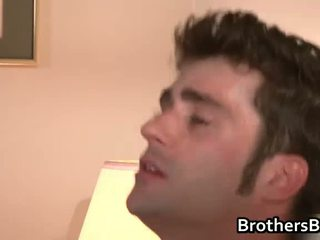 Brothers kotor bf has phallus cocksucked