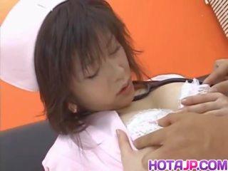 Kasumi Uehara Busty Nurse is Doggy Fucked: Free Porn be