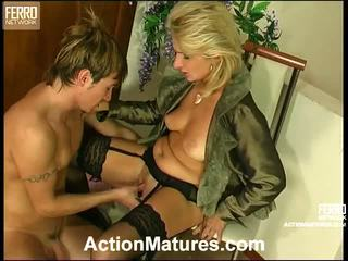 Agatha rolf nerātnas māte uz darbība
