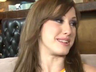 brunett, dubbel penetration, vaginal sex