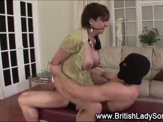 big boobs panoorin, saya british bago, Libre blowjob makita