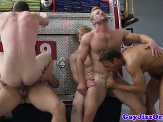Charlie roberts göt fucked on fire truck