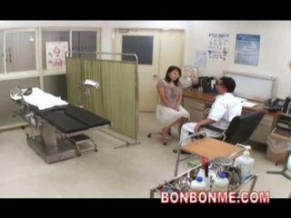 Obstetrics और gynecology डॉक्टर गड़बड़ उसके मिल्फ रोगी 08