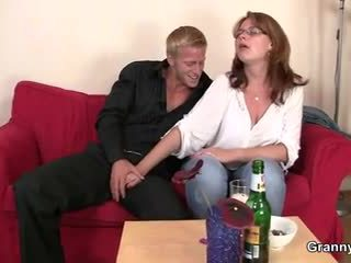 Drunken woman is picked up and fucked