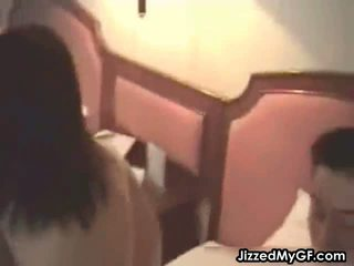 Chinese Honeys Fucked Inside A Hotel Room