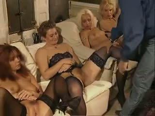 Nemecké orgia: zadarmo hardcore porno video