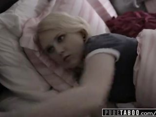 Pure tabu sister begs bff bis fick sie und sie bruder während sleepover