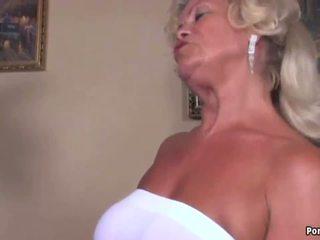 Granny Screams While Fucked Hard, Free HD Porn 93