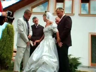 wedding, europeo, orgia