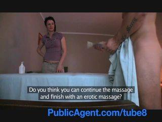 Publicagent 他妈的 该 masseur 摩洛伊斯兰解放阵线