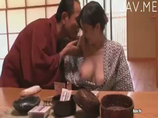 брюнетка, японський, мінет