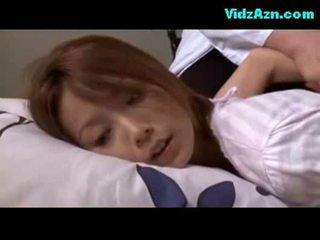 Érett nő rapped punci fingered szar tovább a ágy