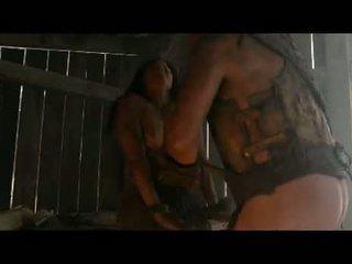 Katrina hukum seksi tetek di nude/sex adegan