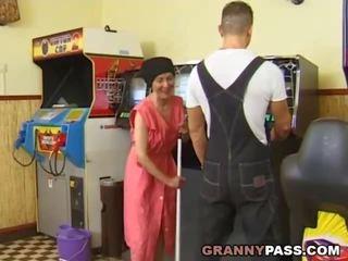 avó, grannies, amadurece
