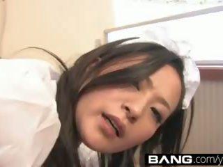 Bang.com: ištvirkęs japoniškas merginos gauti railed