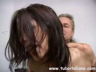 No Sound: Italian Casting Provino Ragazza 4