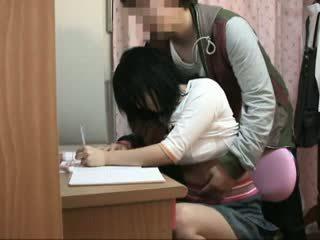Spycam adolescente manoseada por schoolcoach