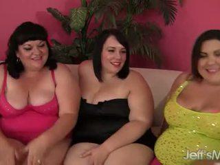 bbw, chất béo, đồng tính nữ