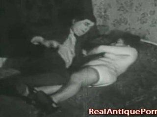 1920 klasikinis porno: the robber!